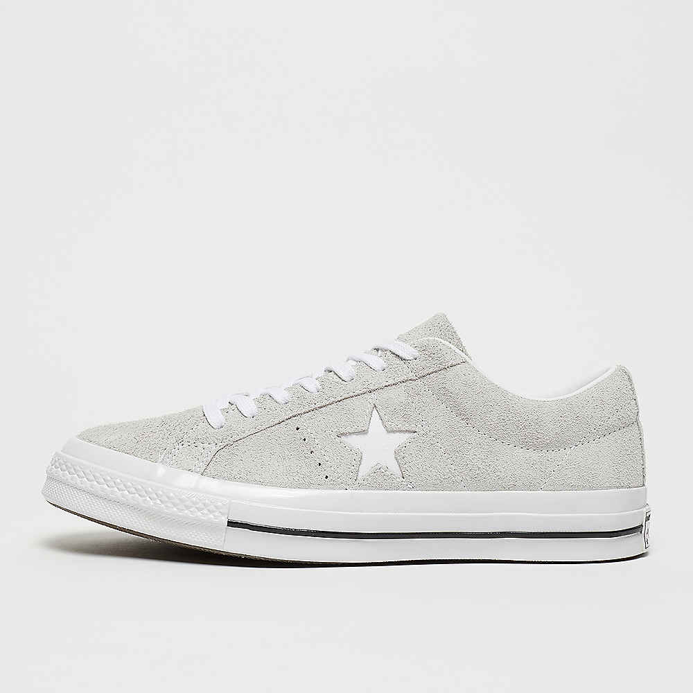 7ae1214871 Converse One Star Ox ash grey Schuhe bei SNIPES