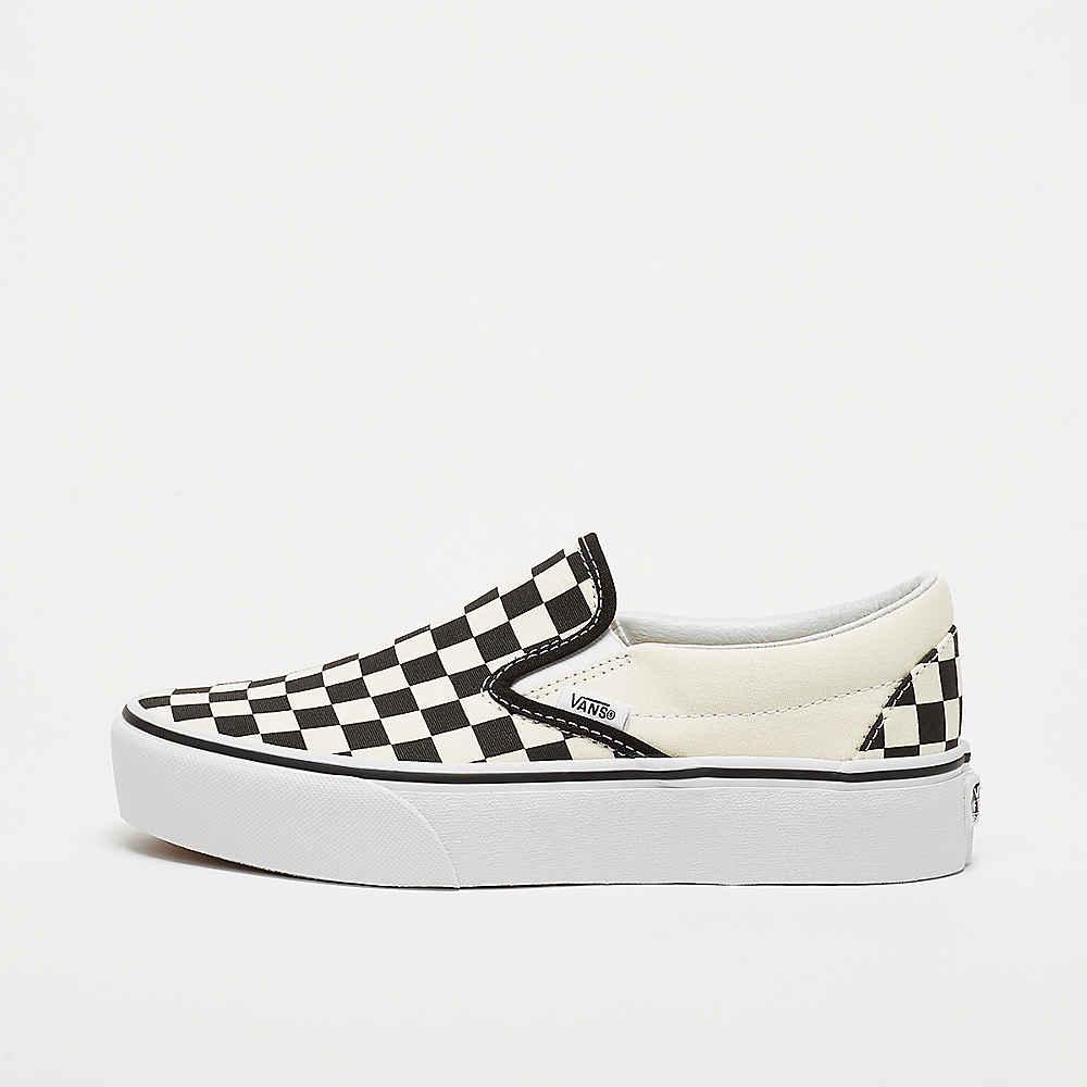 Compra VANS UA Classic Slip-On Platform black and (Checkerboard) white  checker white Sneaker en SNIPES 1ec844060