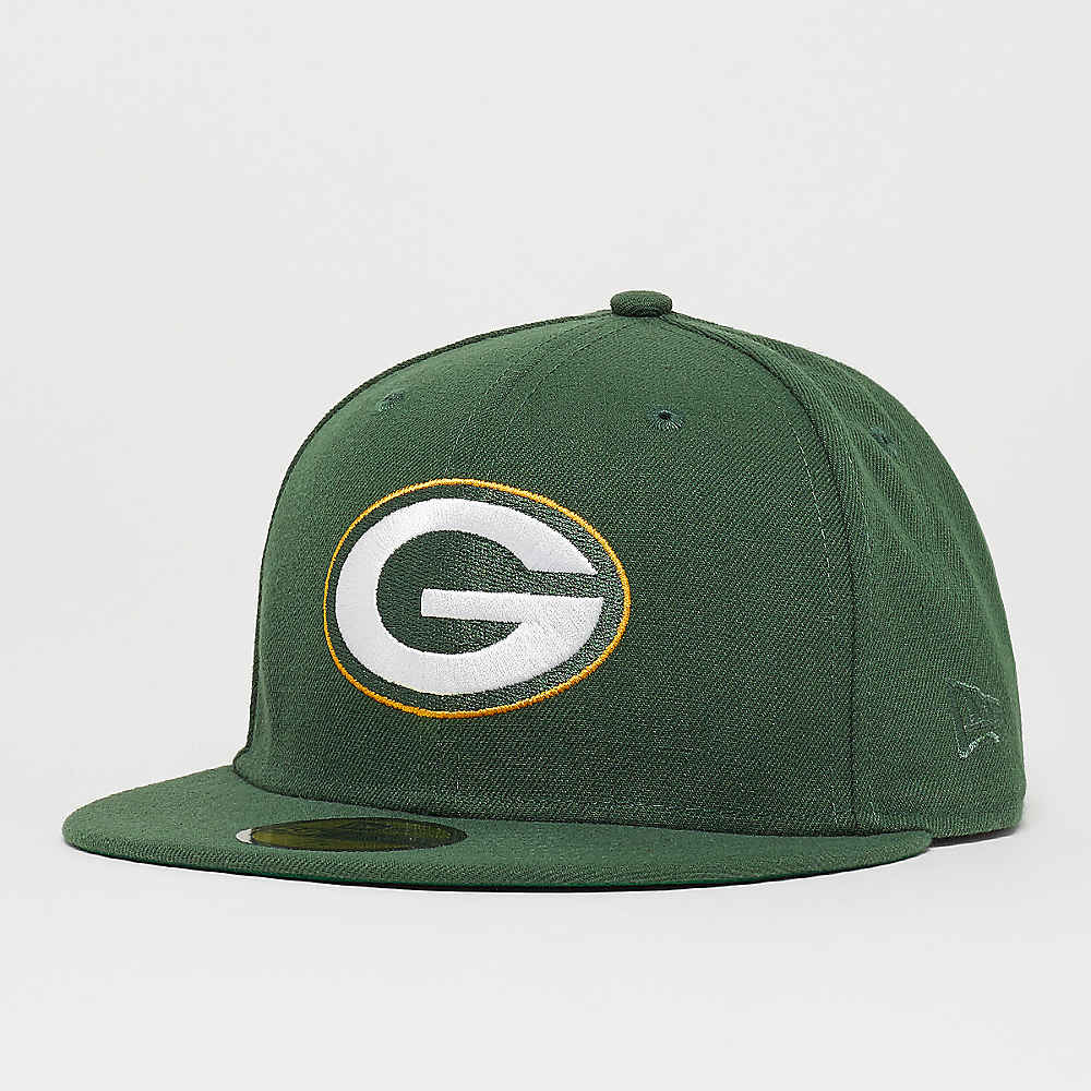29feb5cc16a12 Gorra New Era 59Fifty NFL Green Bay Packers Classic en SNIPES