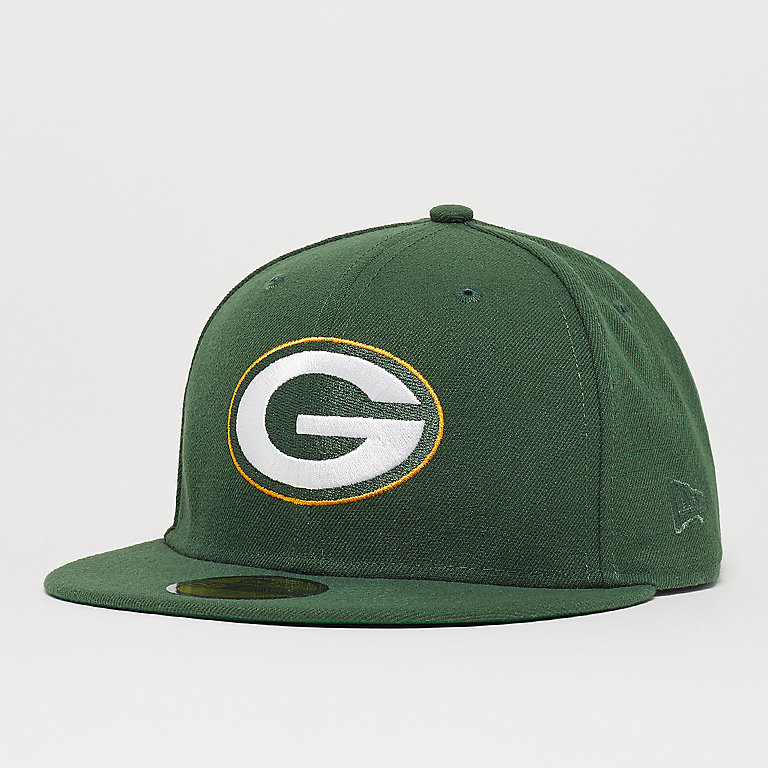 c616a6d7e001b Gorra New Era 59Fifty NFL Green Bay Packers Classic en SNIPES