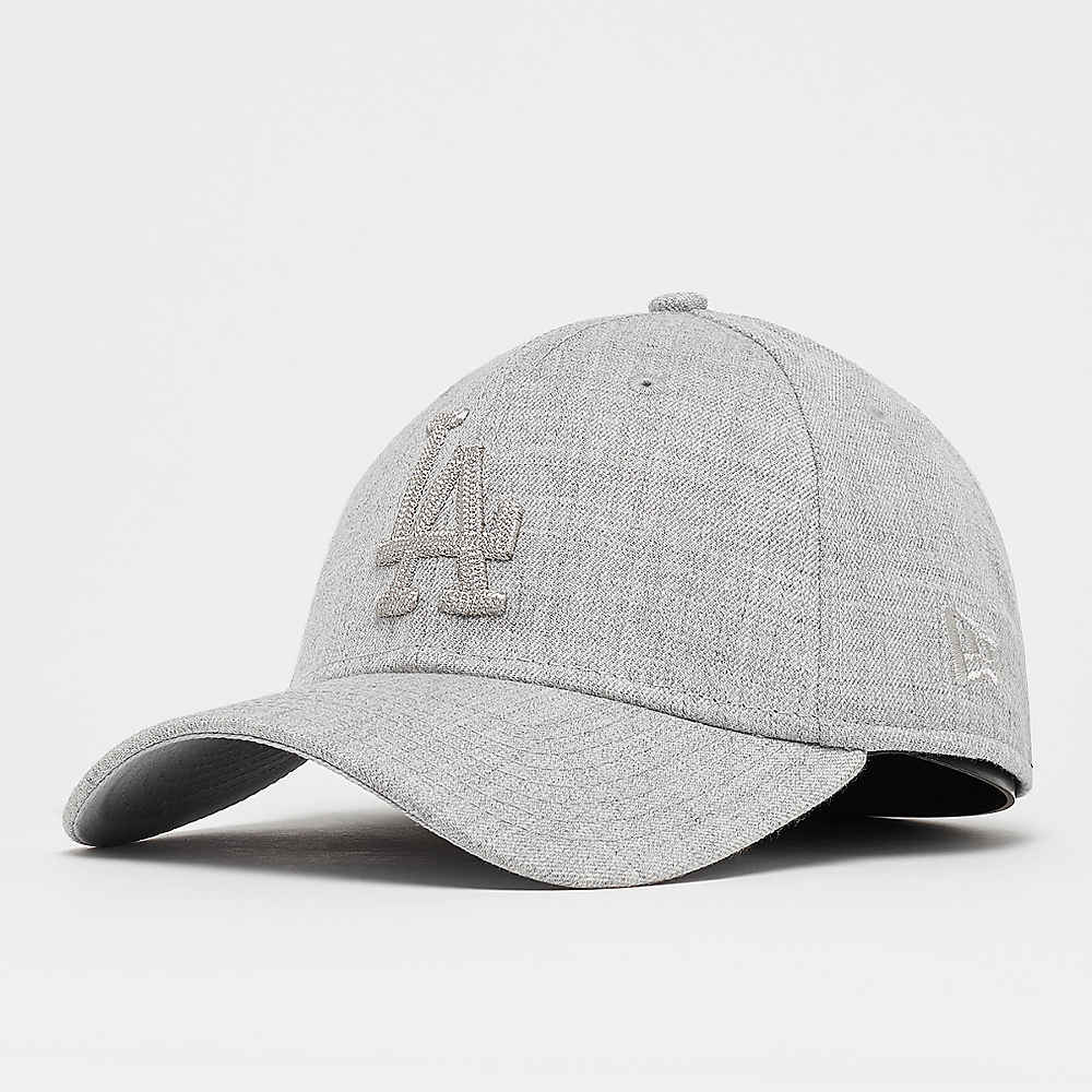 17708d36c15ea Compra New Era 39Thirty MLB Los Angeles Dodgers Heather heather gray Gorras  de Baseball en SNIPES