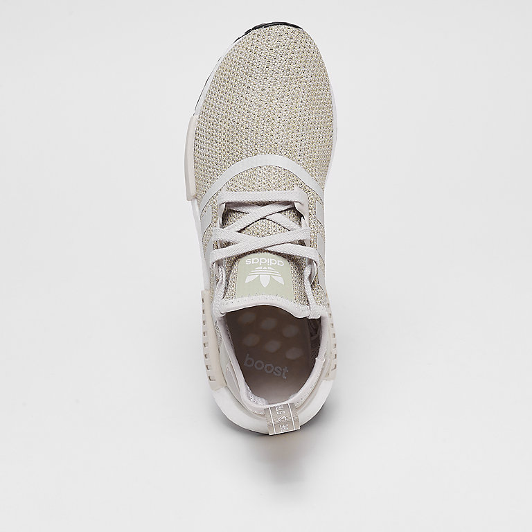 new product 415a2 b12f9 adidas NMD R1 sesamechalk pearlftwr white