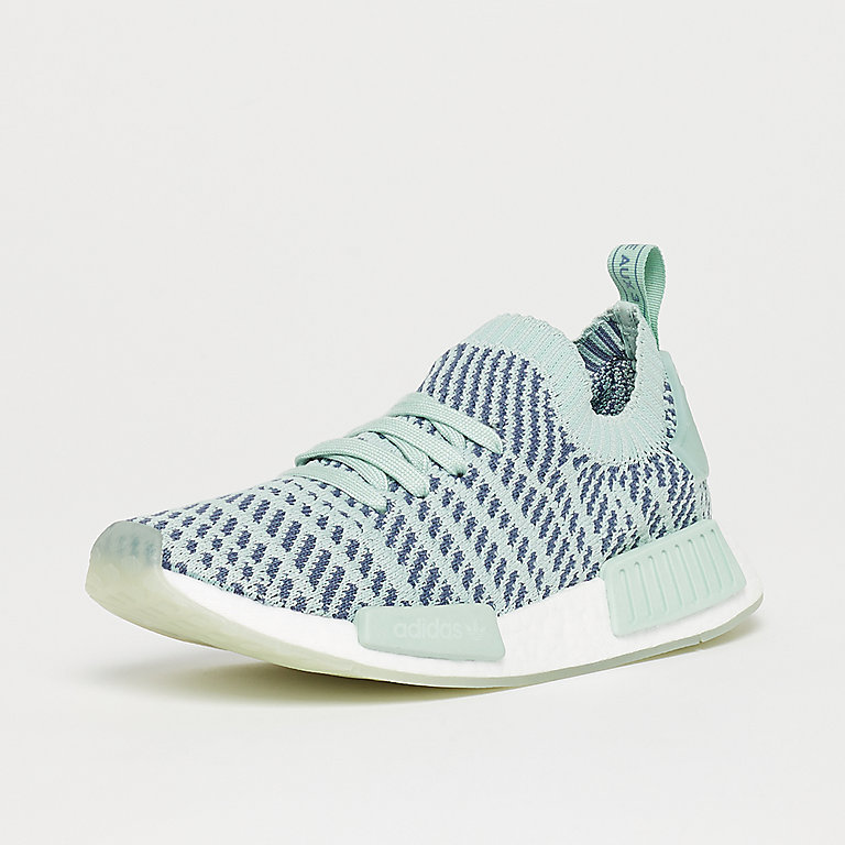 separation shoes b4d8e c11a7 adidas NMD R1 STLT PK ash greenraw steelftwr white bij SNIPES bestellen