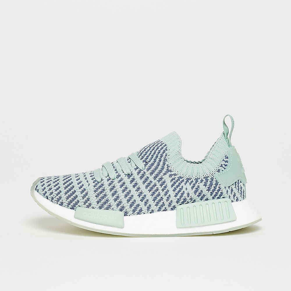 best website c14c4 29e56 adidas NMD R1 STLT PK ash greenraw steelftwr white Running bij SNIPES  bestellen