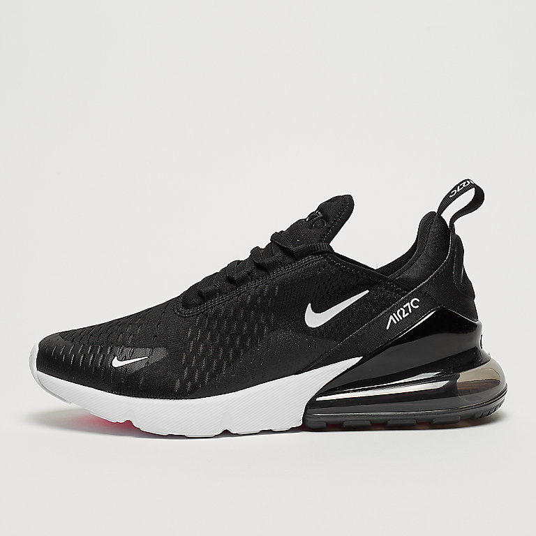 nike air max 270 femme black anthracite white solar red
