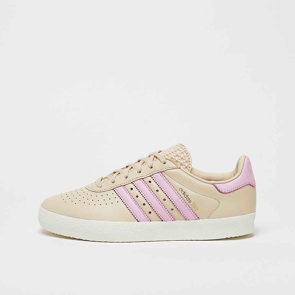 62268e1bc3f7b2 Adidas Damen Adidas 350 linen wonder pink off white beige Neu
