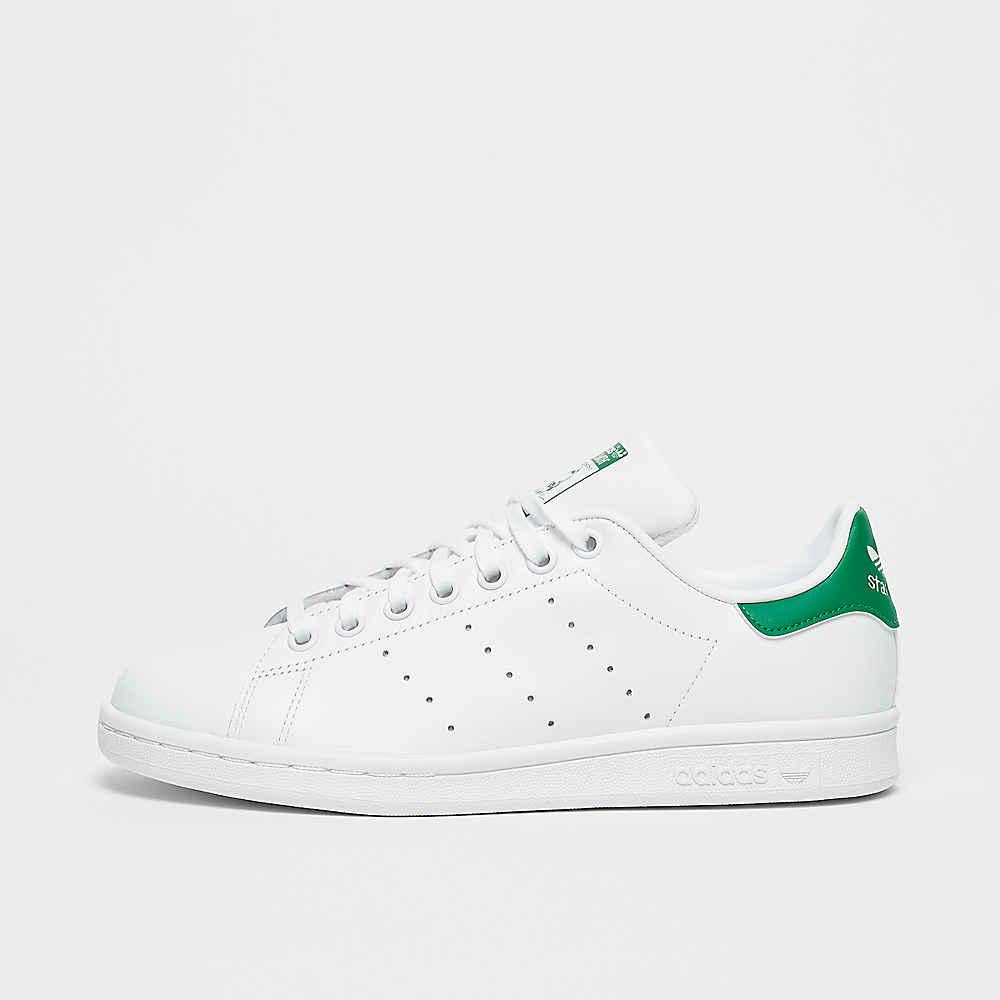 Adidas Stan Smith Grün Ferse Weiß Herren Schuhe mit