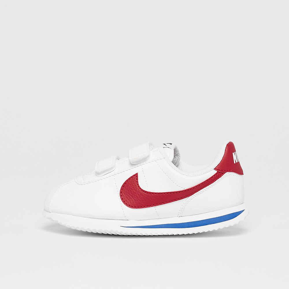 NIKE Cortez Basic SL (PS) white varsity red-varsity royal-black Sneakers  bij SNIPES bestellen 17945c55d
