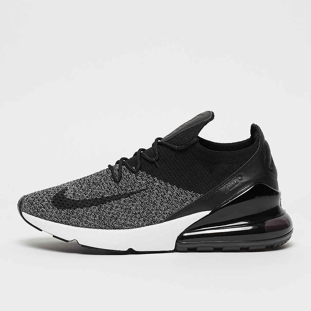 Air Max 270 Flyknit black/black/white