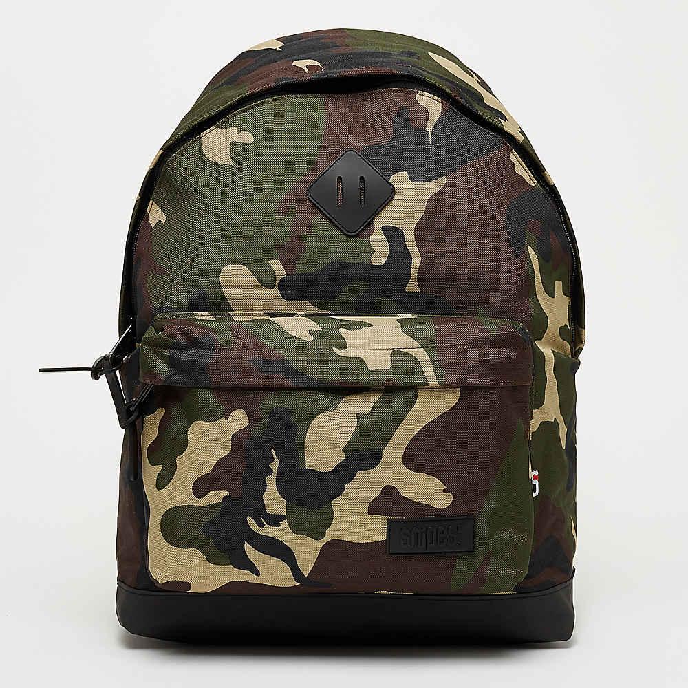 6fa6043390d0c Compra la mochila SNIPES de camuflaje en la tienda online de SNIPES