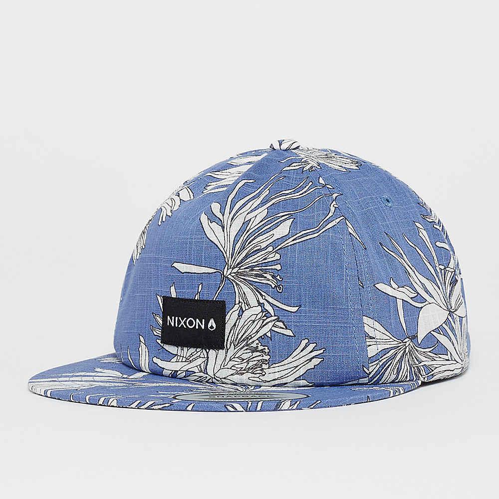 Compra Nixon Tropics blue white Gorras de Baseball en SNIPES 71a38f2a563