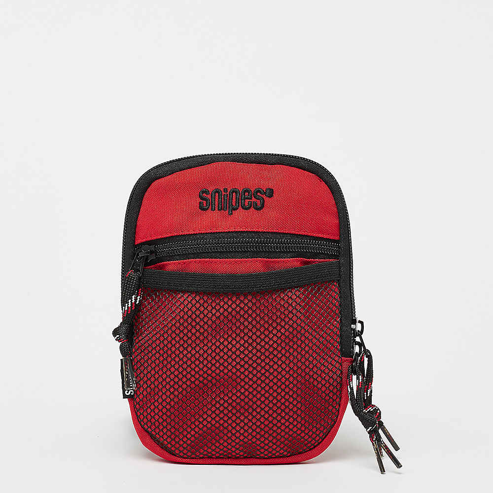 Compra SNIPES Cross Bag red Mochilas en SNIPES 3c9adacad5072