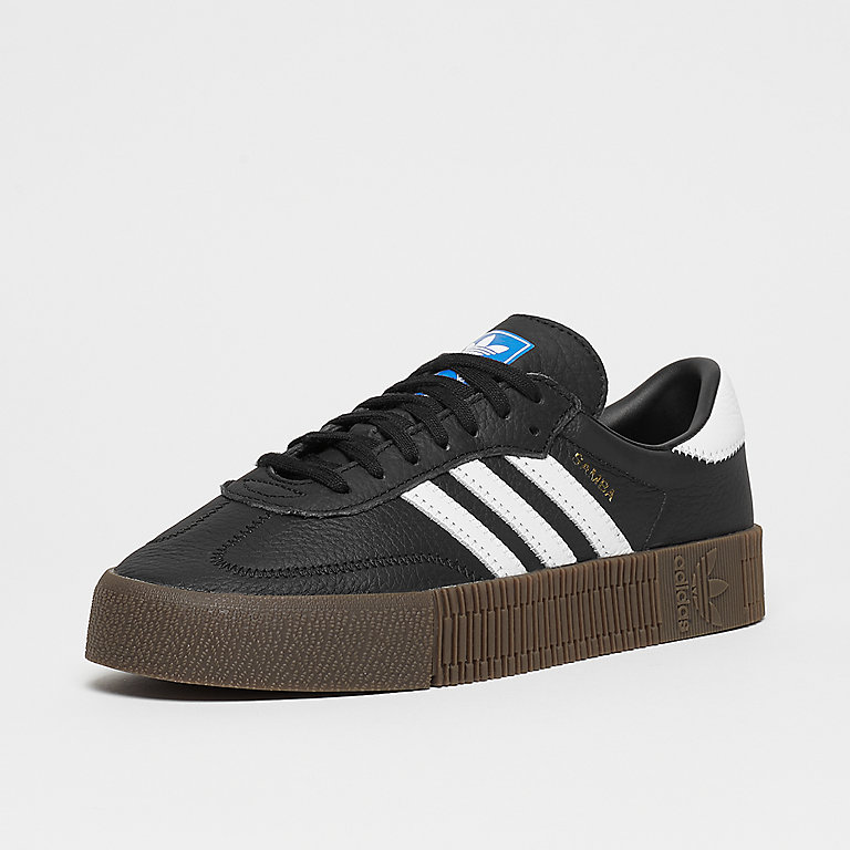 the best attitude 7ab02 a0f61 adidas Sambarose core black ftwr white GUM5