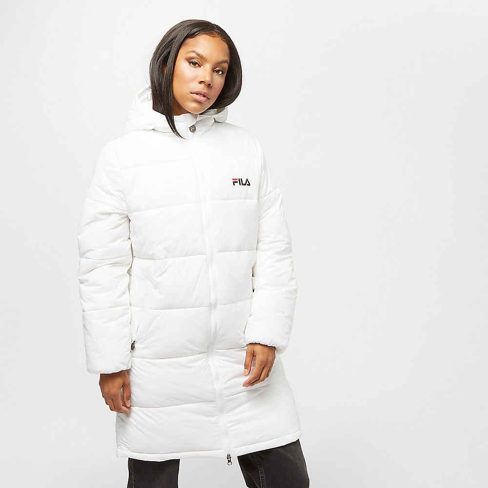 FILA Urban Line Zia Puff Jacket Long bright white