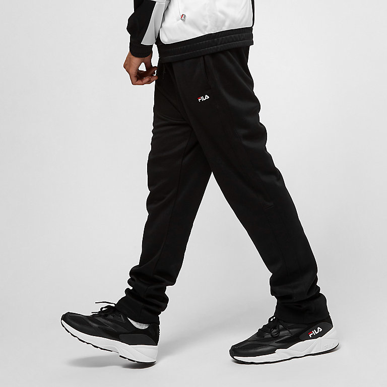 165232dfbd7 Fila FILA Urban Line Nolin Narrow Track Pants black Trainingsbroeken bij  SNIPES bestellen