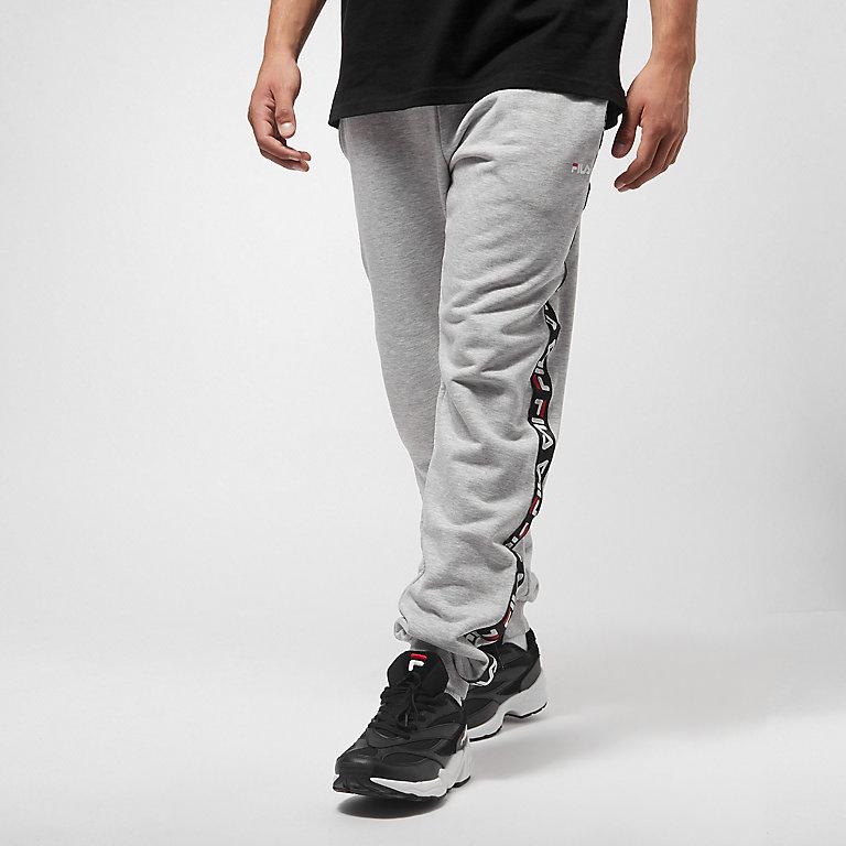 Fila FILA Urban Line Tadeo Tape Sweat Pants light grey mel