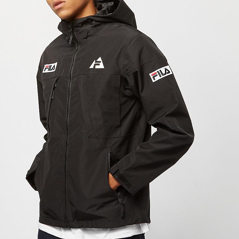 Compra Fila FILA Urban Line Shell Jacket Holt black Chaquetas y ... c2e1069a1b5