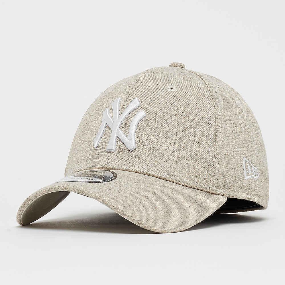 906036b82b5 New Era 39Thirty Yankees Heather Cap oatmeal bei SNIPES