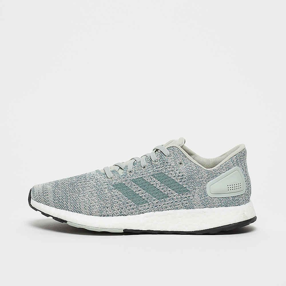 501084575df02 adidas Running Pure Boost ash silver raw green aero green bei SNIPES  bestellen
