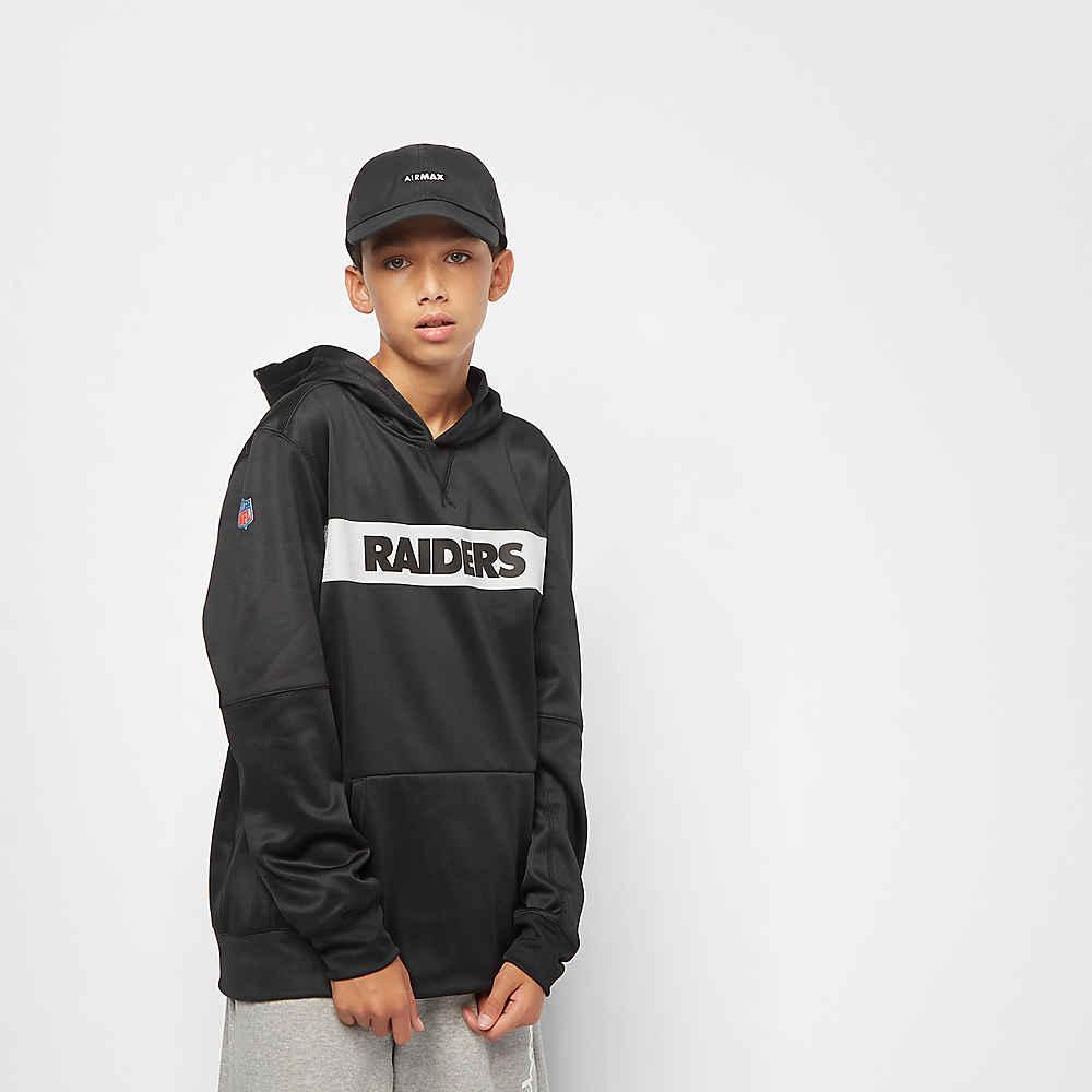 Black Junior Con Capucha Nfl Sudadera En Snipes Nike WBXv8Bq
