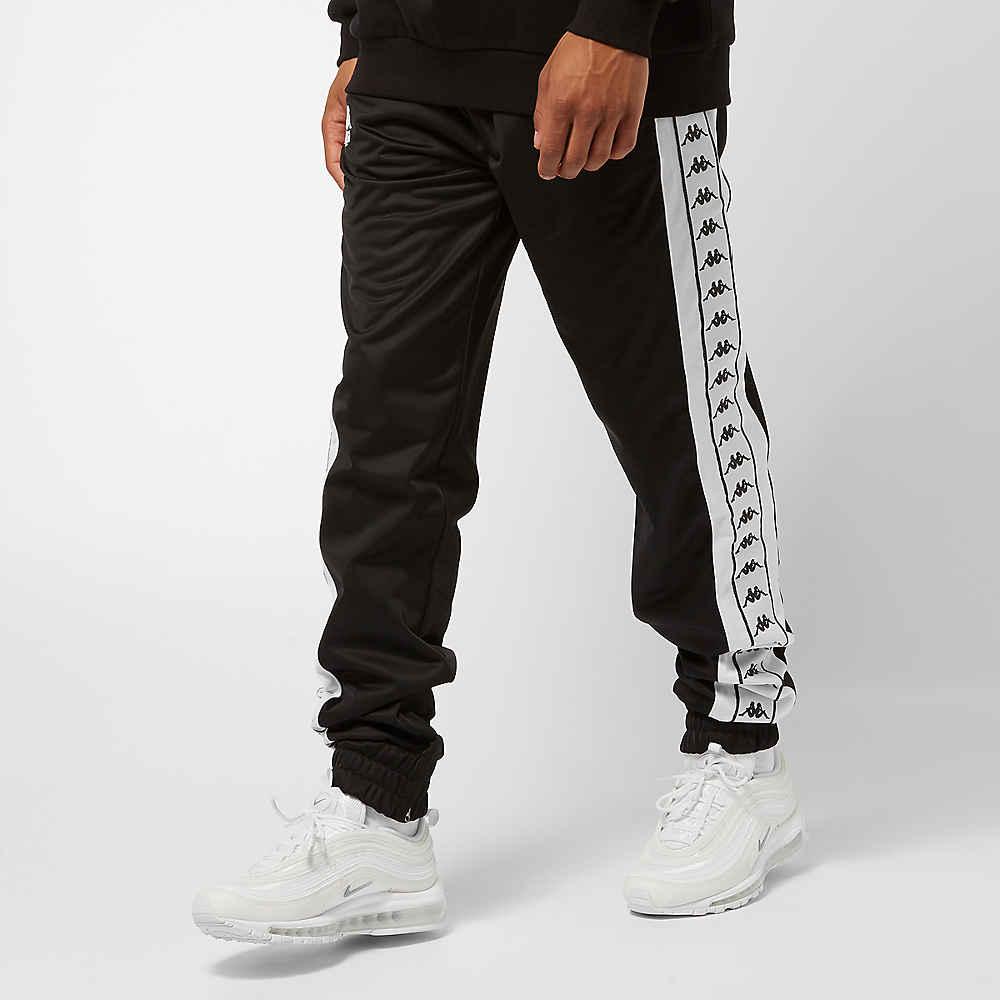 Compra Kappa Taul black Pantalones de entrenamiento en SNIPES 5a8f7080520af