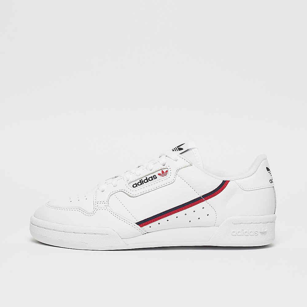Continental l 80s ftwr white/scarlet/collegiate navy