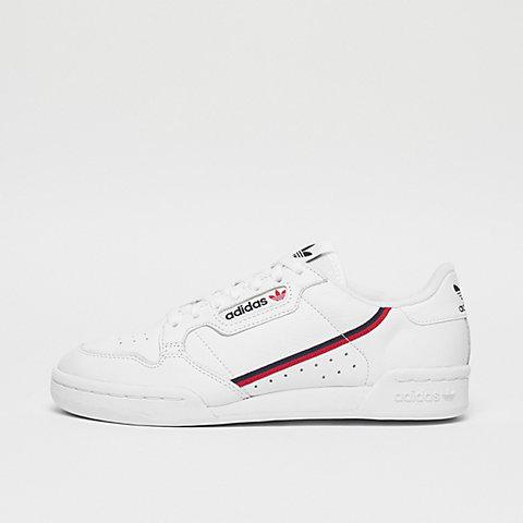3877c02db5 adidas Continental l 80s ftwr white/scarlet/collegiate navy