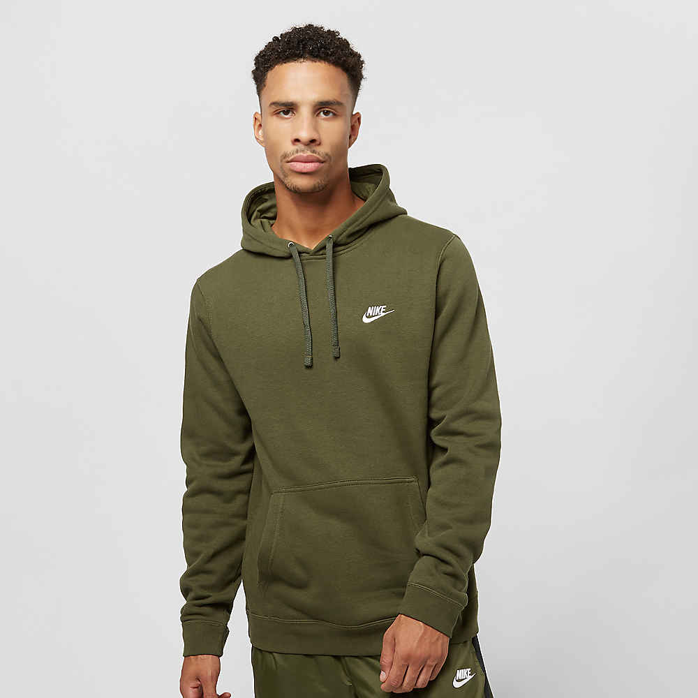 recognized brands where can i buy exquisite style Club Swoosh olive canvas/olive canvas/white
