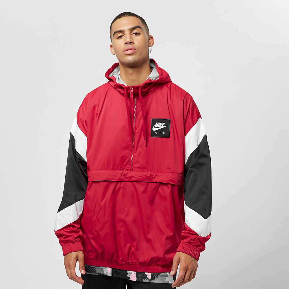 91fc643e24 NIKE NSW Air HD Wvn gym red Jacke bei SNIPES