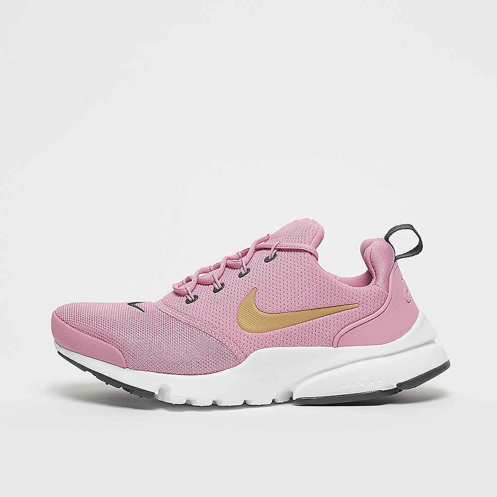 719b073b39db NIKE Presto Fly (GS) elemental pink metallic gold-gridiron Running bij  SNIPES bestellen