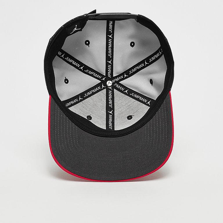 Compra JORDAN Pro AOP Snap black gym red gym red Gorras Snapback en SNIPES c7c17dd535f