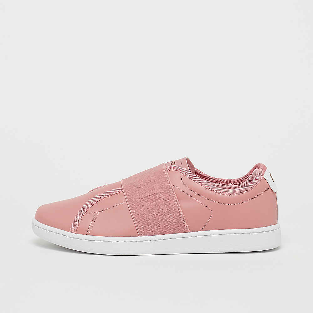 94d6afe50c Commander Lacoste Carnaby EVO Slip 318 1 spw pink/white chez SNIPES