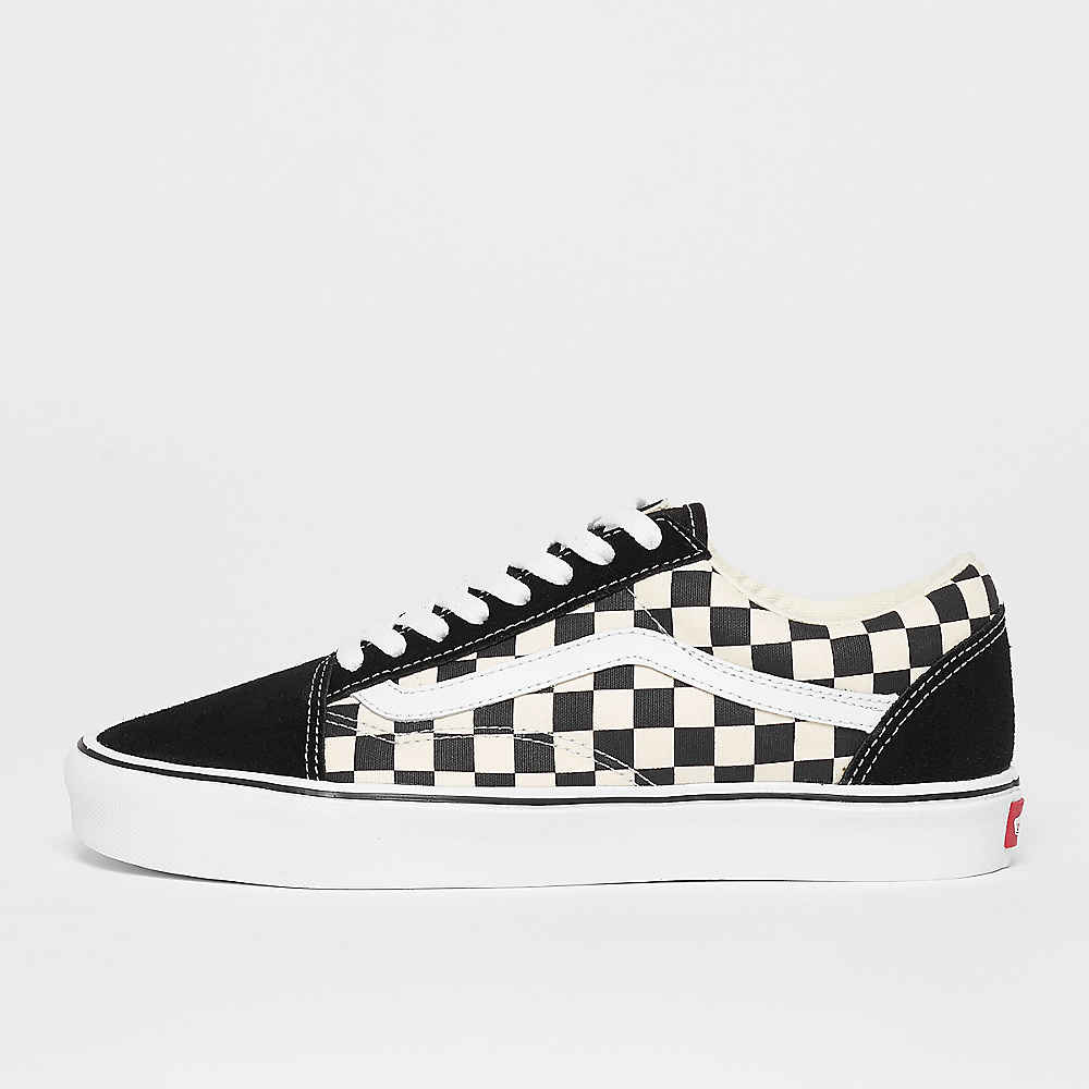 Old Skool Lite (Checkerboard) black/white