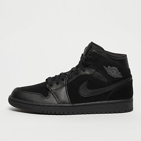 8aa066284964 JORDAN. Air Jordan 1 Mid black dark grey black