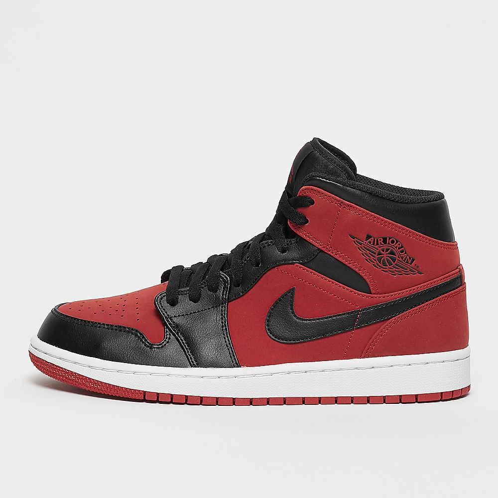 22b8cab13cf Air Jordan 1 Mid gym red black Sneaker bei SNIPES bestellen!