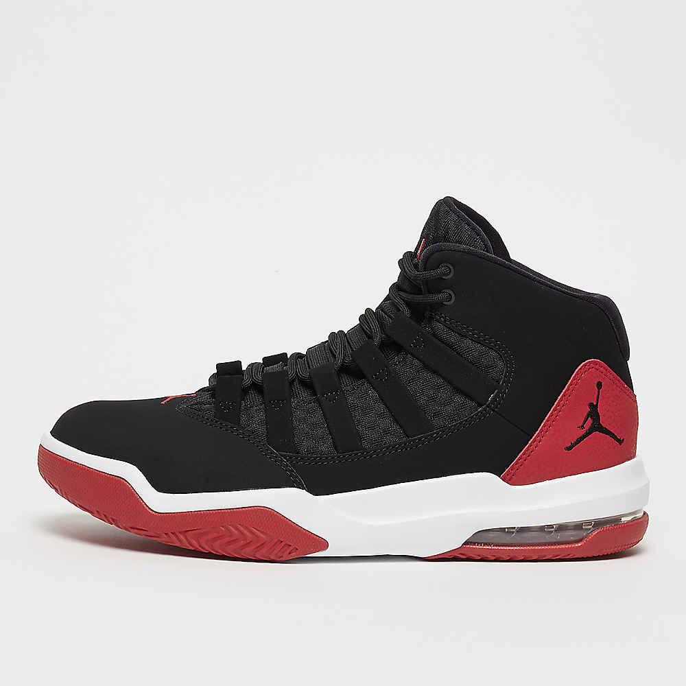 buy popular 82885 0ccd3 JORDAN Jordan Max Aura black/gym red/white bij SNIPES bestellen