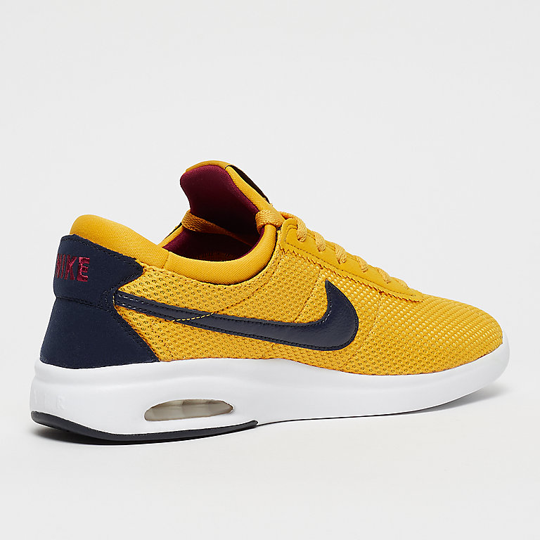 fc21b8277894 Compra NIKE SB Air Max Bruin Vapor Textile yellow ochre obsidian red  white  Running en SNIPES