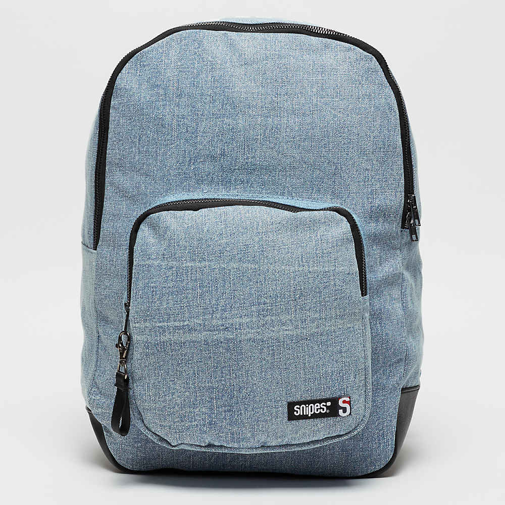 Compra SNIPES Denim blue Mochilas en SNIPES 8eeddd3bd2129