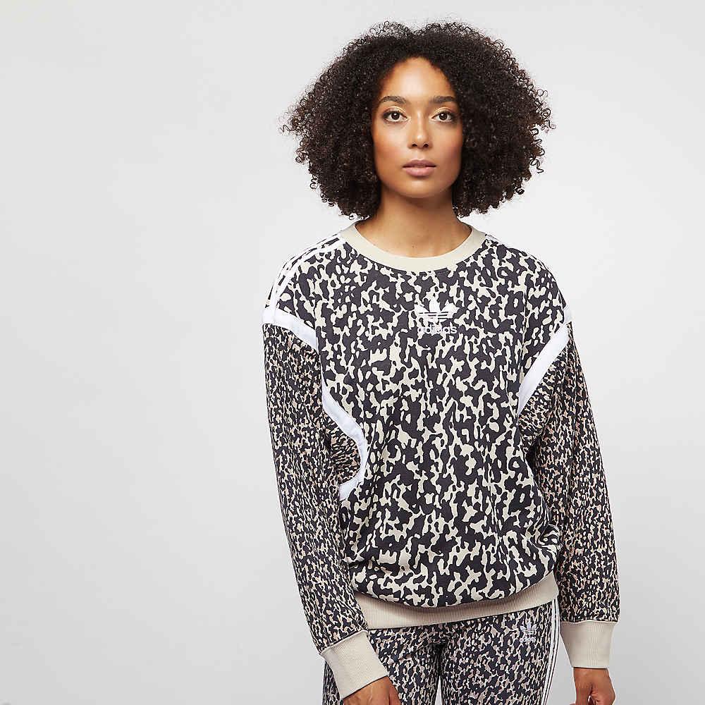 ae1ce3f4a9c adidas Leoflage aop clear brown/trace khaki Sweatshirts bij SNIPES bestellen