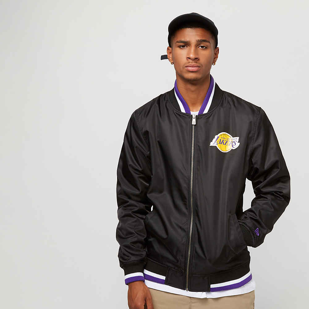 Compra New Era Varsity Jacket Team APP NBA Los Angeles Lakers black Chaquetas  en SNIPES c80e379c760