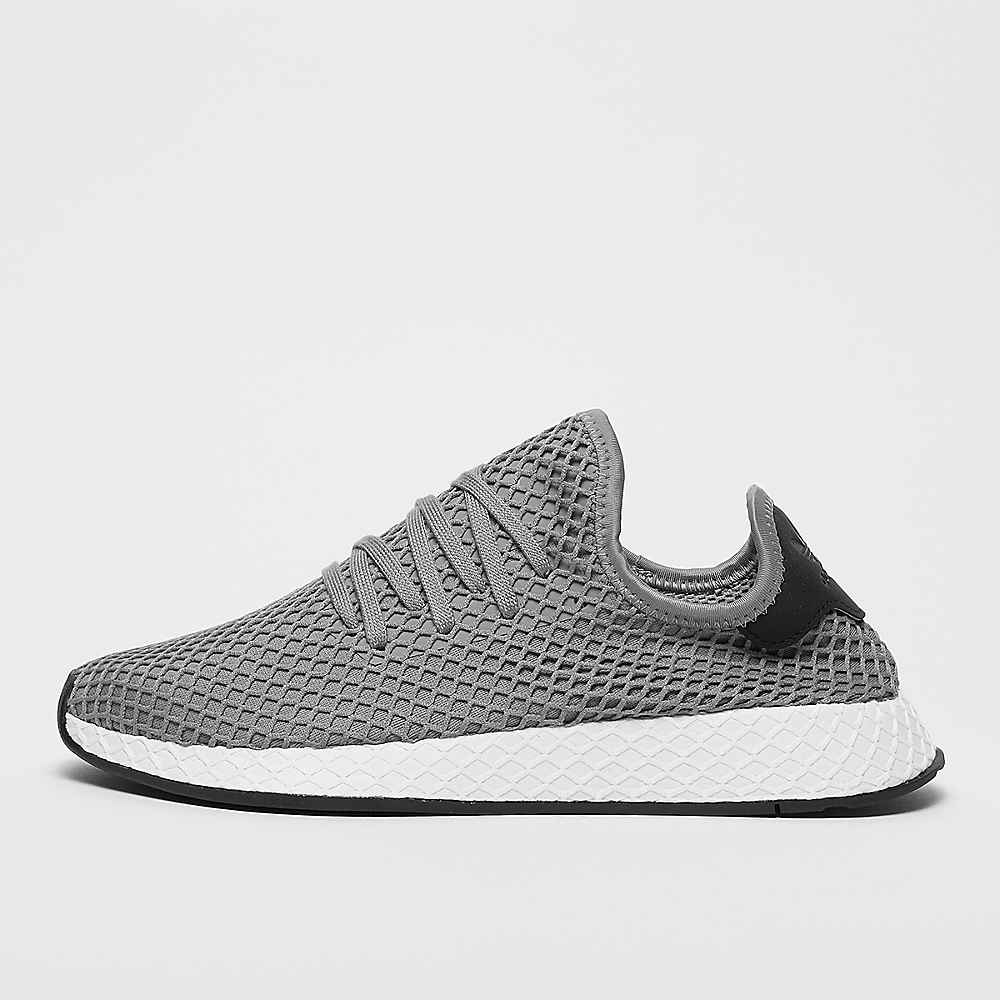 the best attitude 3647d 2978a Scarpa adidas Deerupt Runner grey su SNIPES