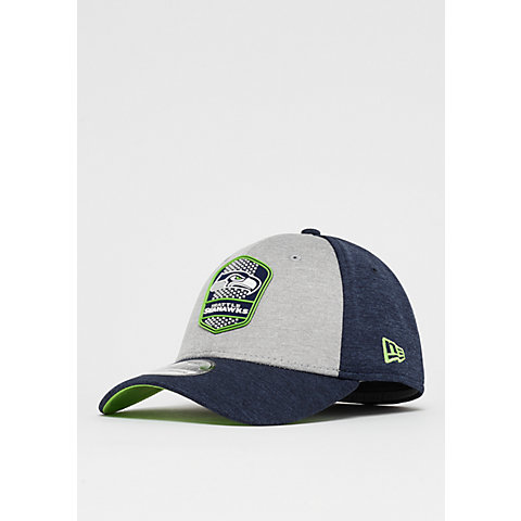 d1344e3adb003 New Era. 39Thirty NFL Seattle Seahawks Road Sideline otc