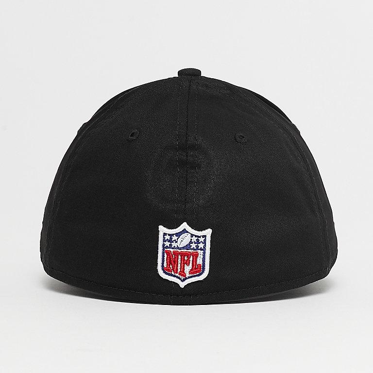 La gorra New Era 39Thirty Raiders Black Base black ya está en SNIPES 4a91cda17bd