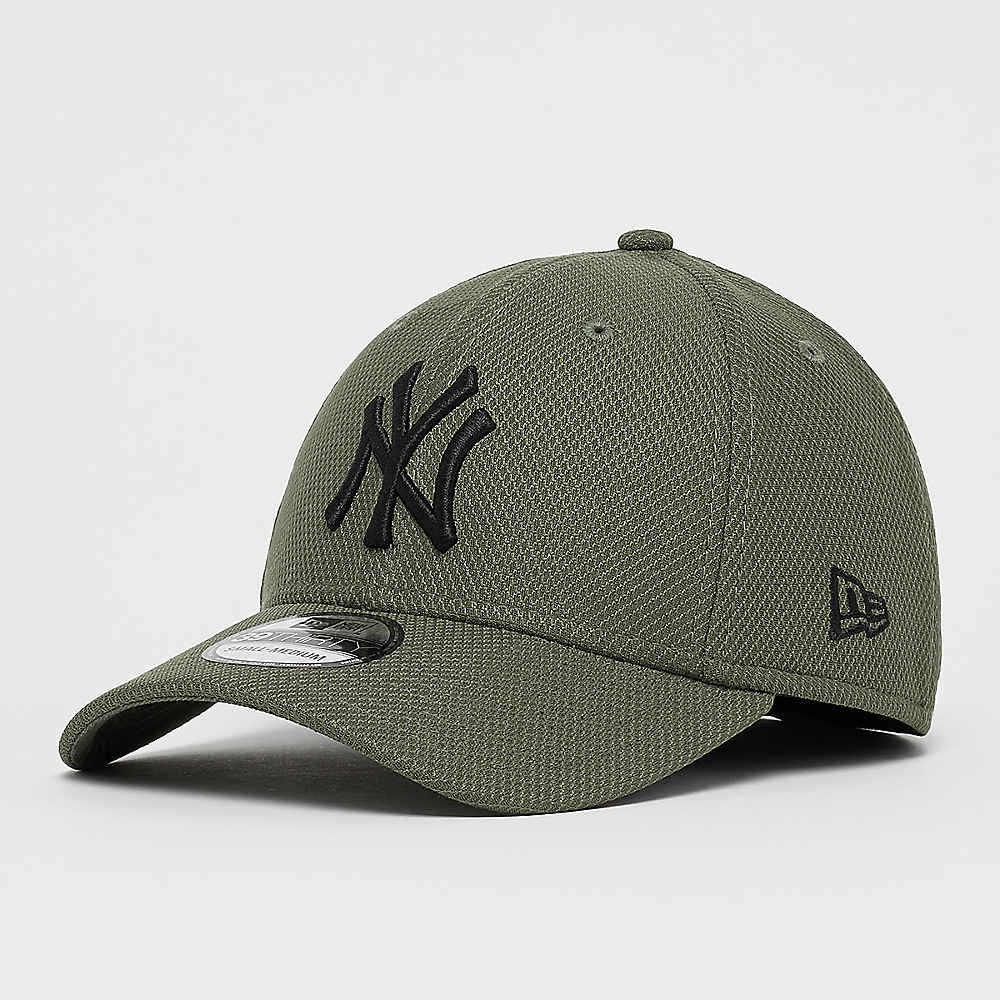 Compra New Era 39Thirty MLB New York Yankees Diamond olive black Gorras de  Baseball en SNIPES 4328f103911