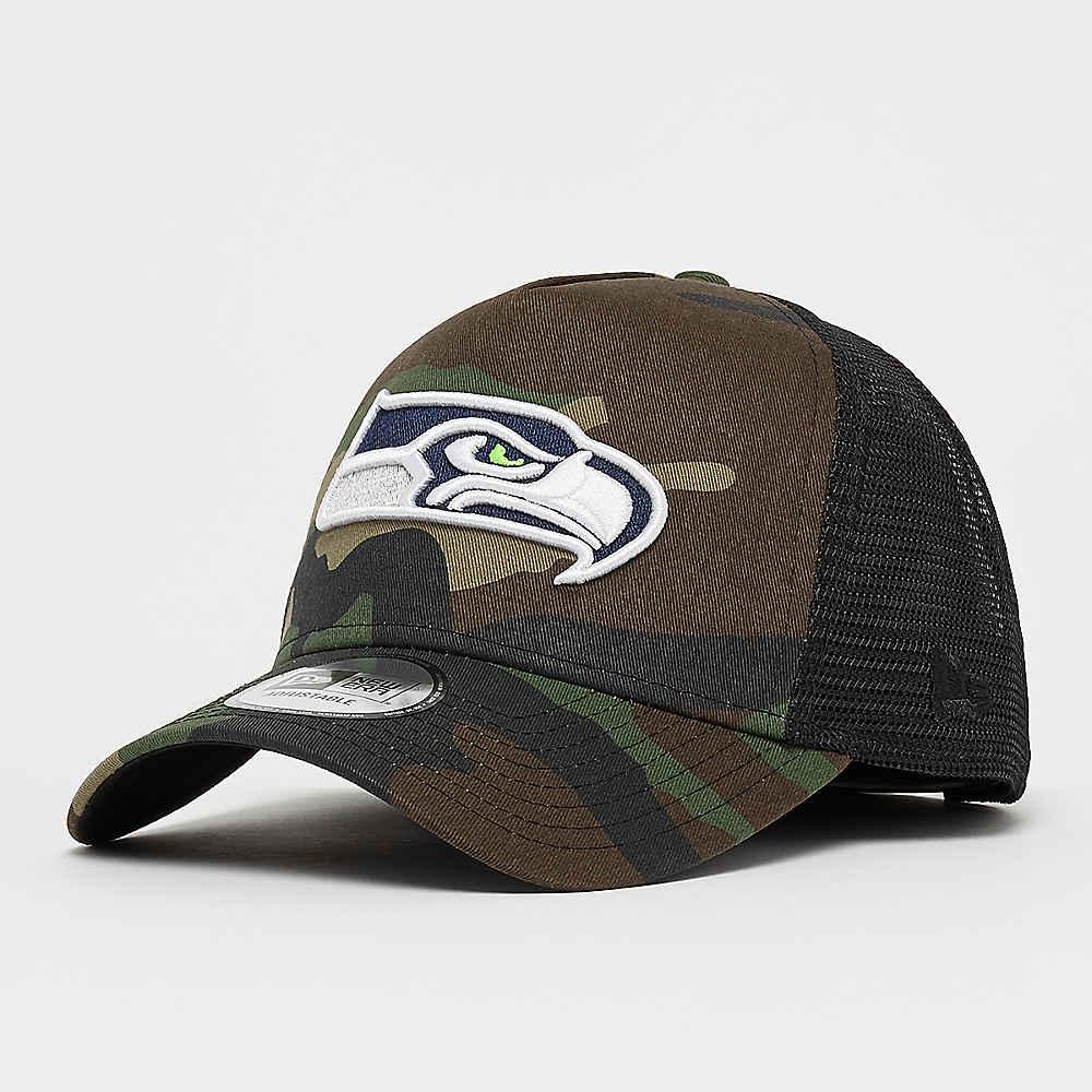 b2c59abef62fc Compra New Era 9Forty NFL Seattle Seahawks Camo Trucker woodland camo  Gorras Trucker en SNIPES