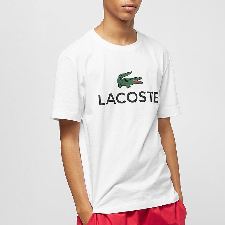 c5d0e2f81748d Lacoste Logo Print white bei SNIPES bestellen