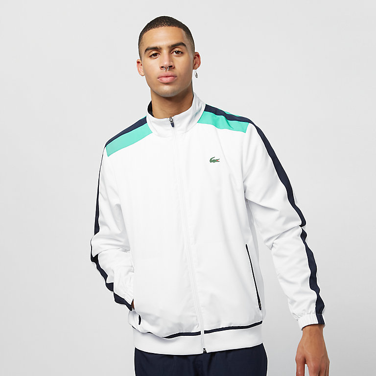 Compra Lacoste Tracksuit white navy blue-papeete Chándal en SNIPES 0972011c2f92