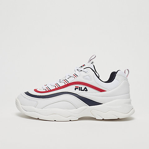 cb6a0738d6d62 Fila FILA WMN Heritage Ray Low white/fila navy/fila red