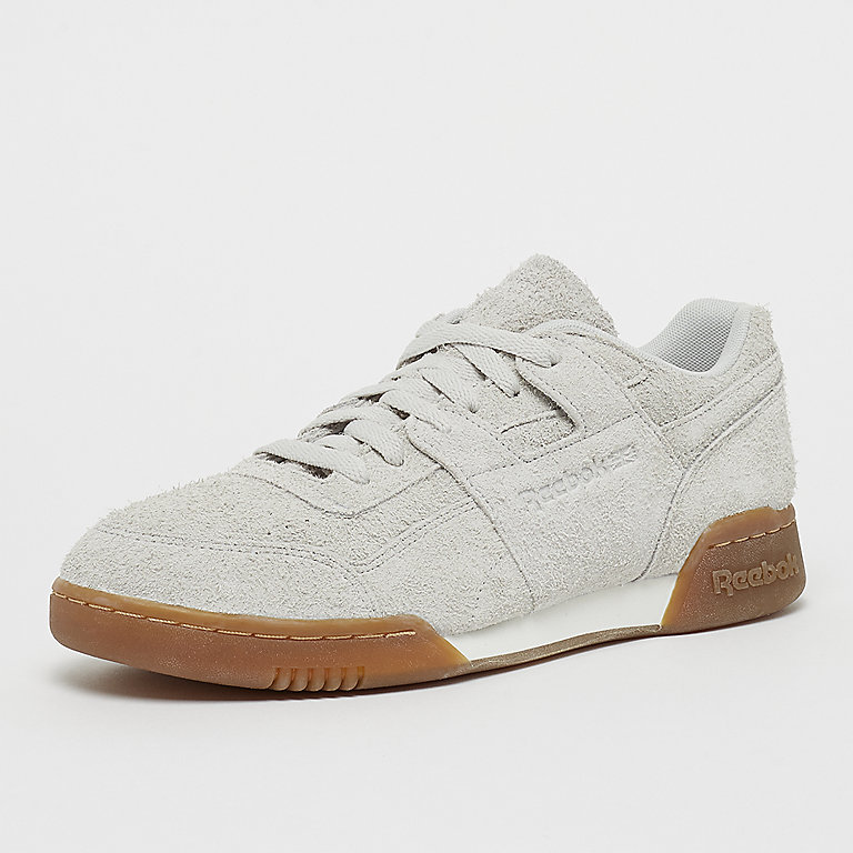 Plus Fashion Sneaker Workout Whitegum Mu Bei Suede Reebok Snipes NX80OPkZnw