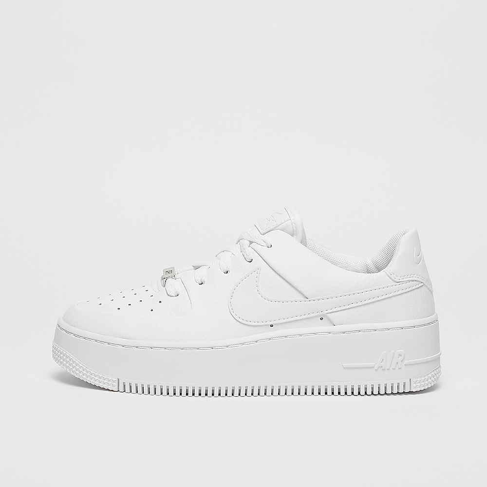 hot sale online 19aa6 d3b16 Zapatillas NIKE Wmns Air Force 1 Sage white en SNIPES